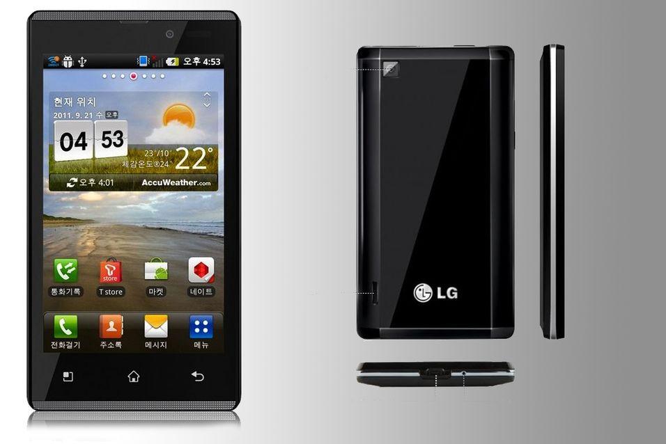 LG lanserer ny toppmodell
