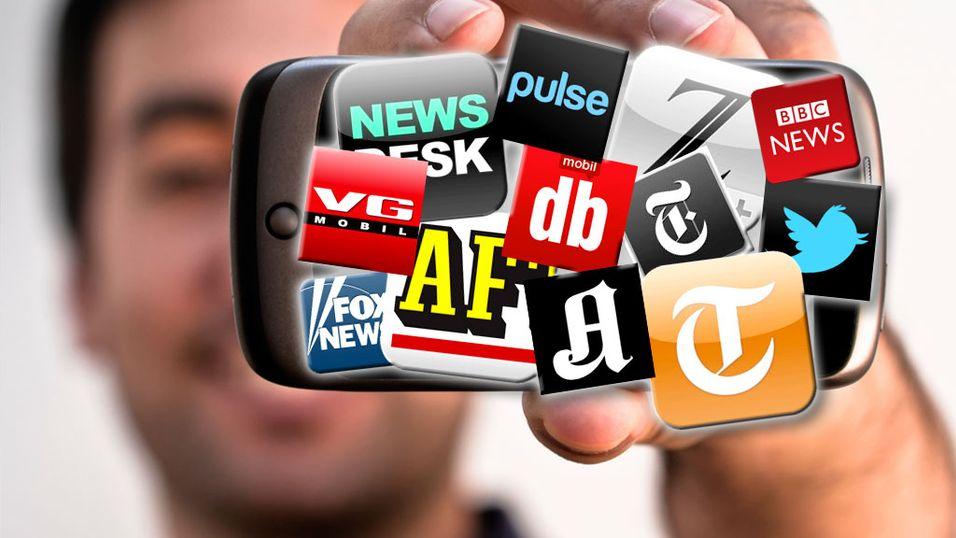 Her er nyhets-appene du bør laste ned