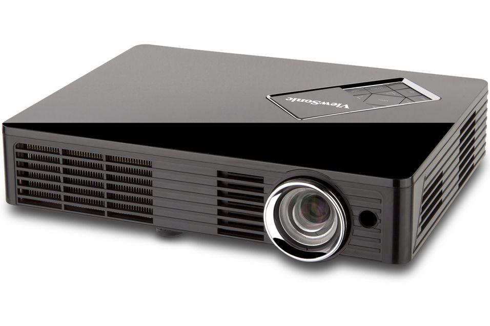 ViewSonic lanserer to portable LED-projektorer