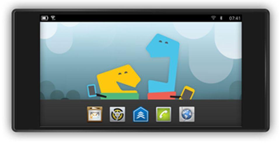 Samsung og Intel lager Android-konkurrent