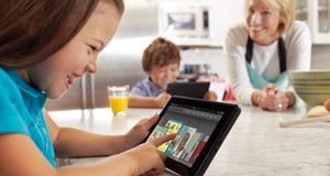 Amazon lanserer iPad-konkurrent