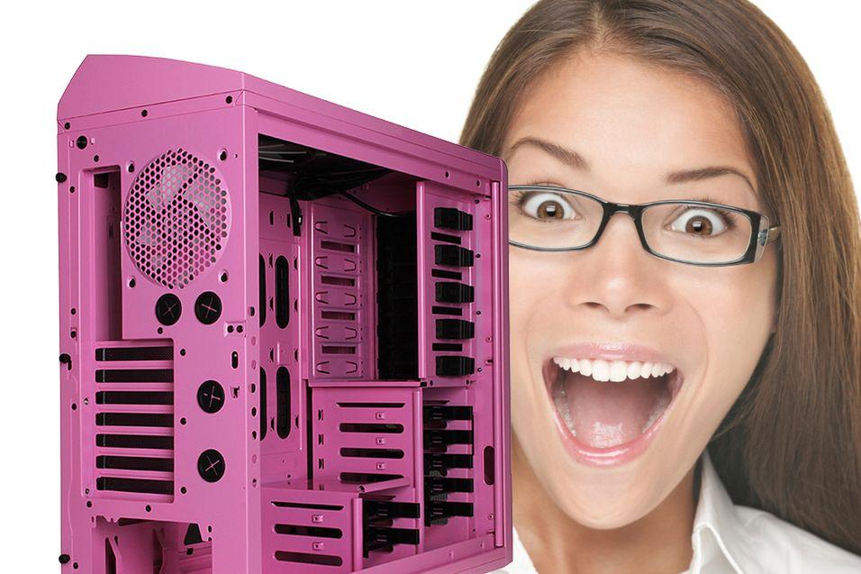 10 grunner til å velge stasjonær PC