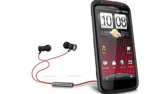 HTC Sensation XE er den første telefonen som kommer ut av HTCs samarbeid med Beats By Dr. Dre. Fokuset er selvsagt på lyd.