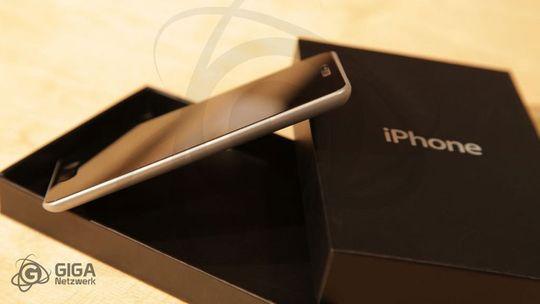 Et av mange forslag til hvordan neste iPhone vil se ut. Fasiten får vi 4. oktober.