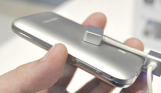Samsung Galaxy Y er en billig Android-telefon for designbevisste.