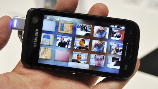 Samsung Galaxy W er en toppspesifisert Android-telefon til en rimelig penge.