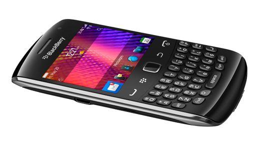 BlackBerry Curve 9360 blir den billigste BlackBerry-modellen i hylla.