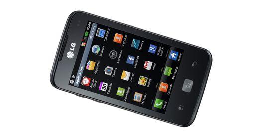 Optimus Hub er en ny rimelig Android-modell fra LG.