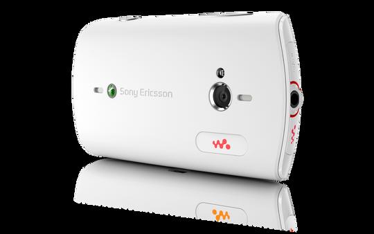 Live with Walkman er en Android-basert musikktelefon fra Sony Ericsson.