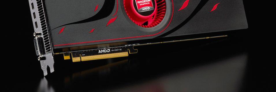 Illustrasjonsbilde: Radeon HD 6990