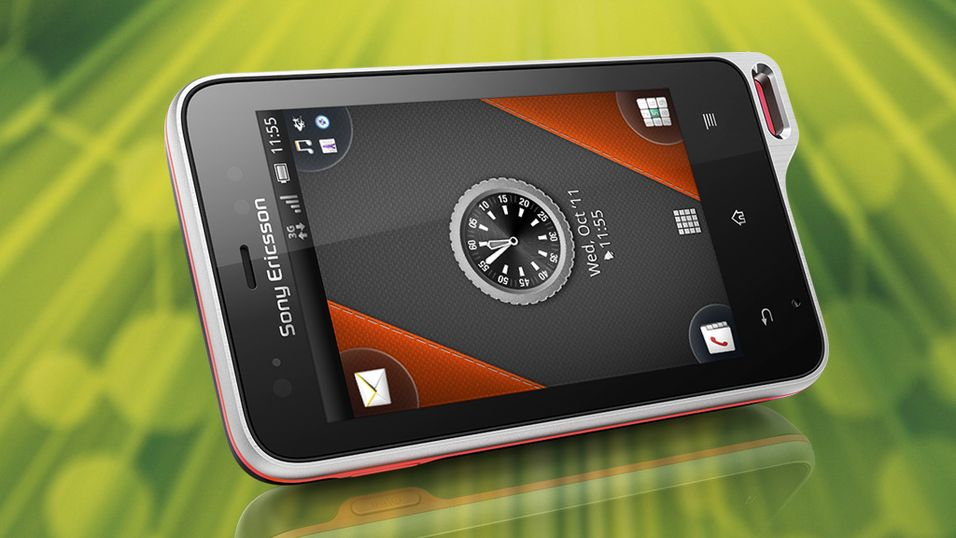 KONKURRANSE: Vinn tøffingen Sony Ericsson Xperia Active