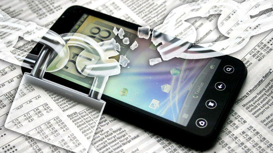 – HTCs Android-mobiler er svært sårbare
