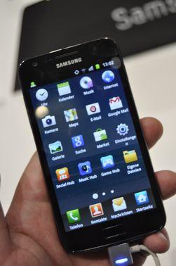 Samsungs Galaxy S II LTE kan bli en av de første 4G-telefonene i Norge. iPhone 5 blir neppe utstyrt med 4G-teknologi.