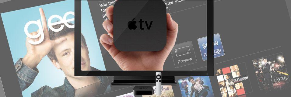 Ekstra liten Apple TV kommer til Norge i dag