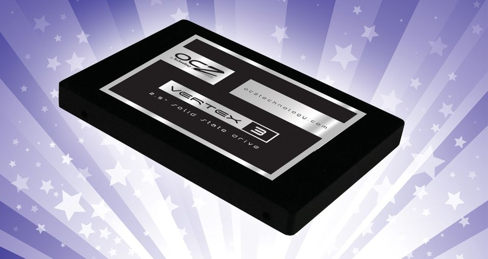 KONKURRANSE: Vinn en sprek SSD fra OCZ