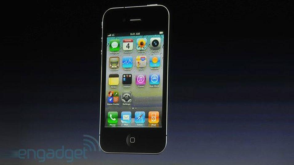 LIVE: iPhone 4S lansert!