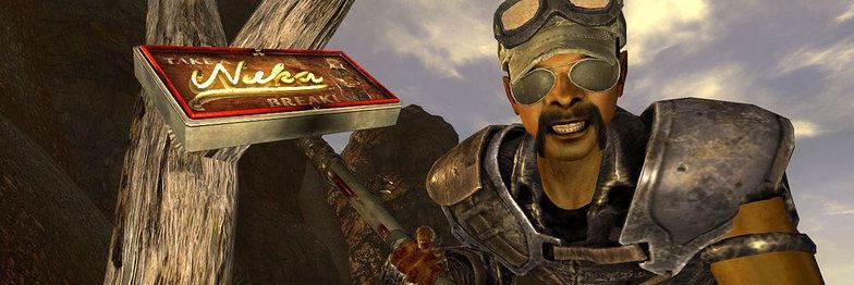 ANMELDELSE: Fallout: New Vegas: Lonesome Road
