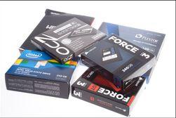 Du har mange SSD-er på velge mellom