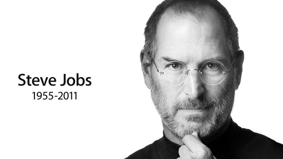 Steve Jobs er død