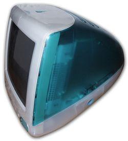 iMac – bilde av Masashige Motoe
