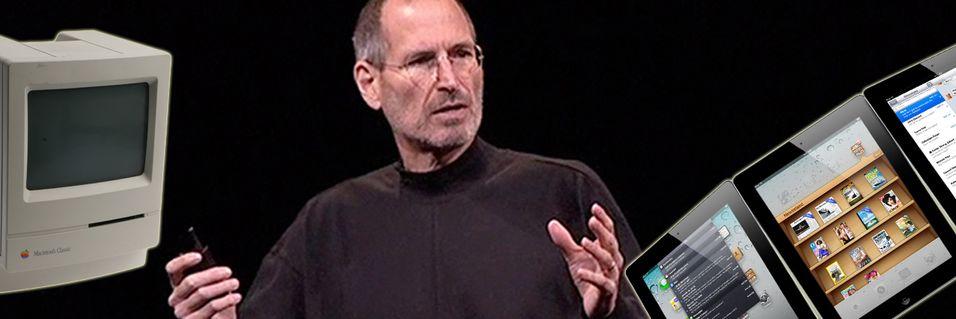 Her er Steve Jobs' største suksesser