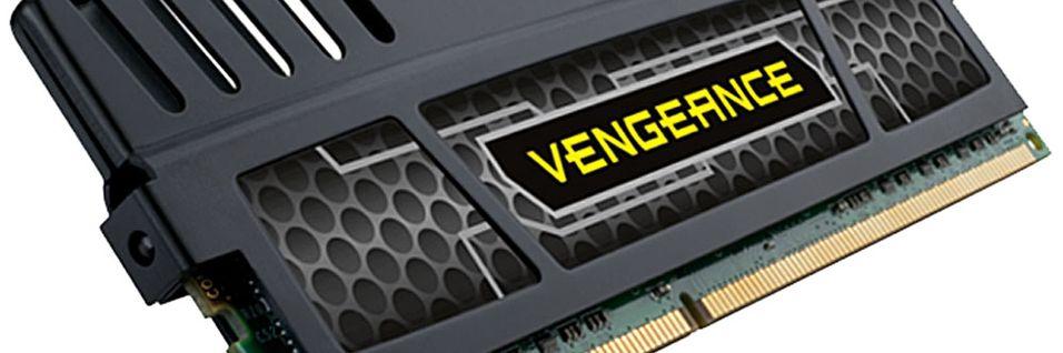 Corsair frister med Vengeance på 8 GB