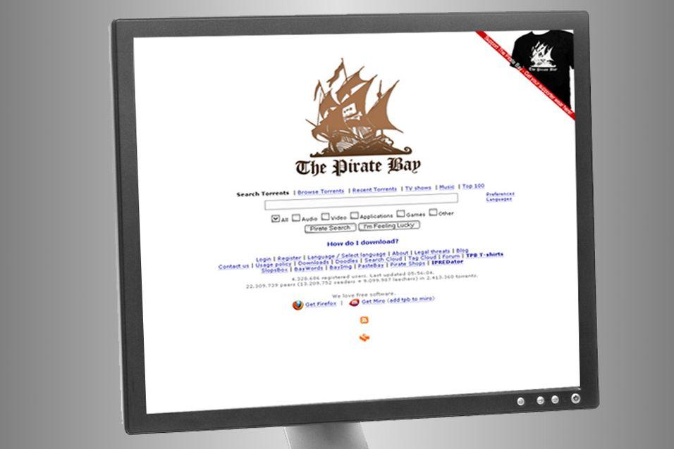 Streng piratlov er på vei