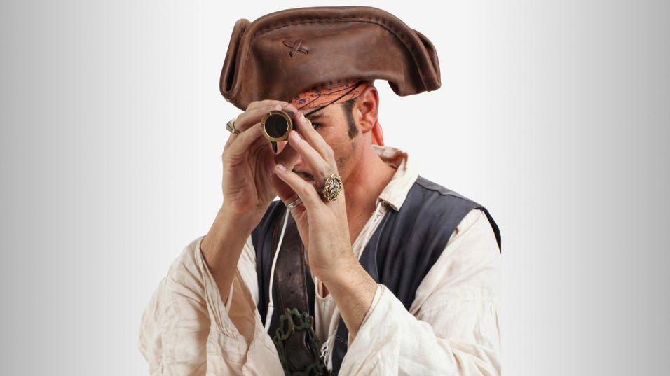 Medietilsynet vil ikke jakte på pirater