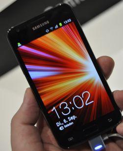 Galaxy S II LTE har kraftig maskinvare og hurtig internettoppkobling.