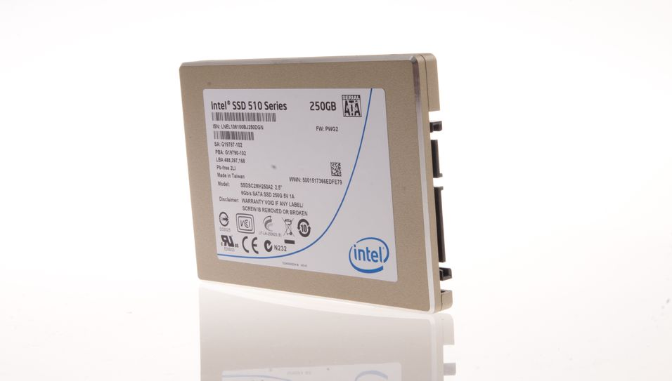 TEST: Intel SSD 510 250 GB