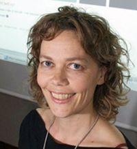 Ingrid Støver Jensen, produktsjef for norske Kvasir. Foto: Tommy Brakstad