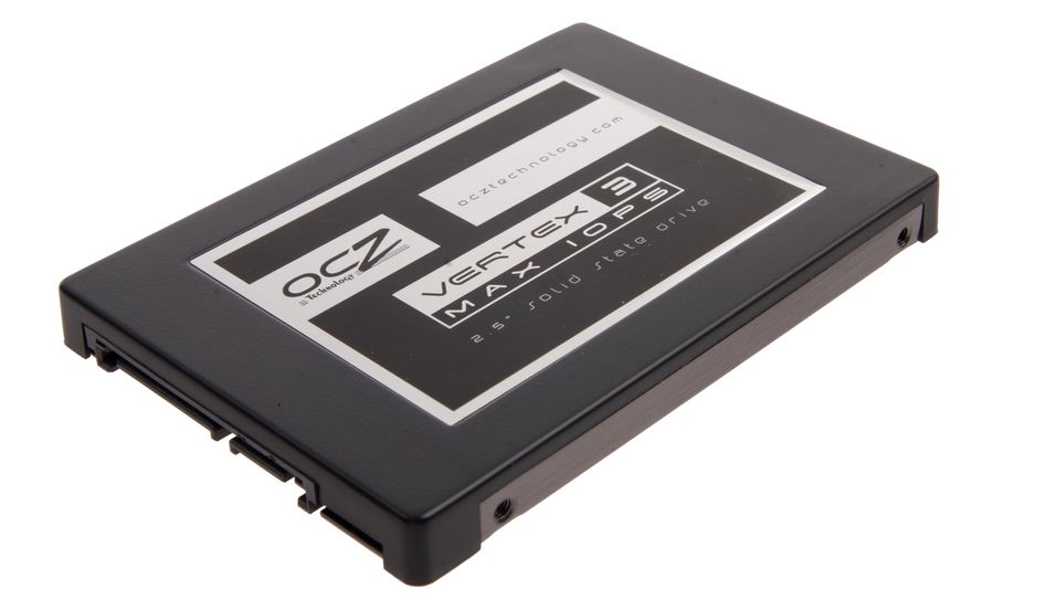 TEST: OCZ Vertex 3 MAX IOPS 240 GB
