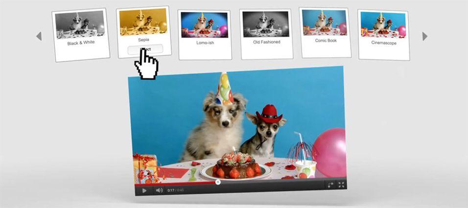 Rediger videoer på YouTube