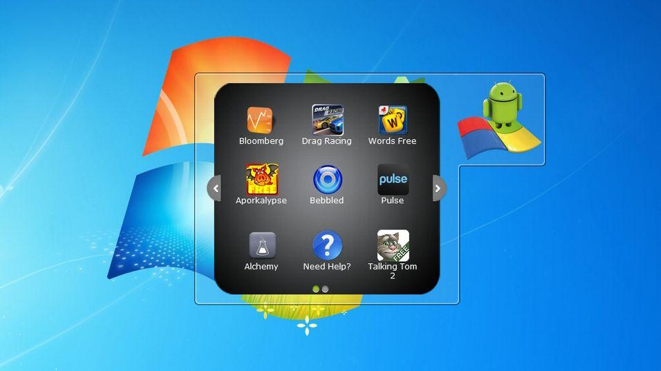 Nå kan Windows kjøre Android-apps