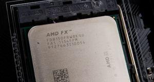 AMD FX-8150 lanseres