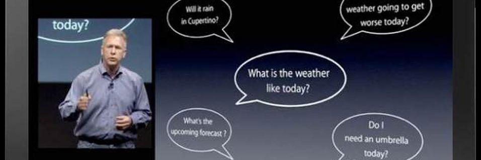 Får vi se Siri på Apple TV?