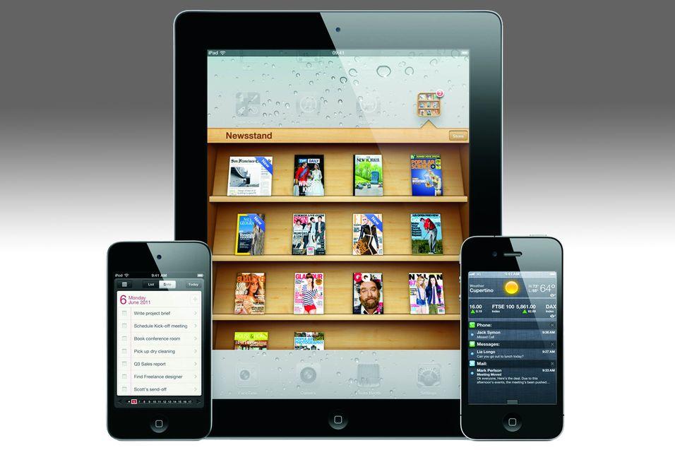 I dag kan du oppgradere Apple-dingsene dine