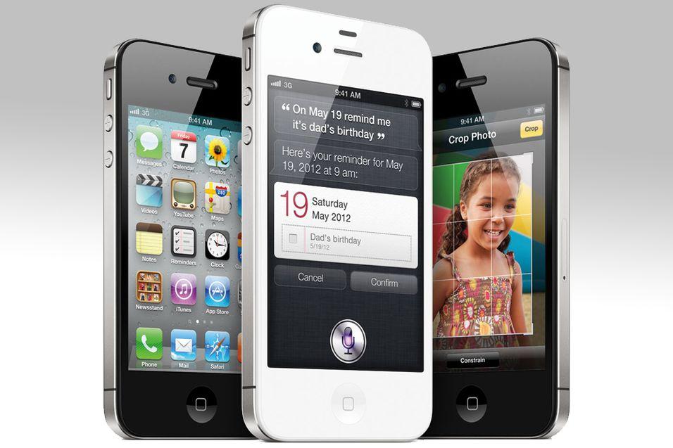 Derfor har iPhone 4S så lite arbeidsminne