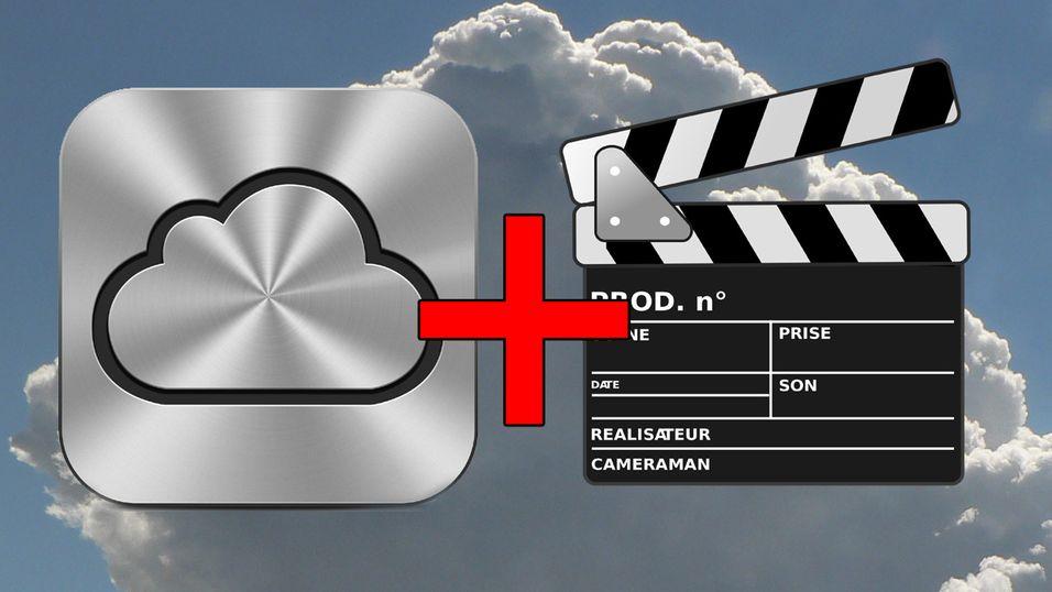 Apple vil tilby filmer i nettskyen