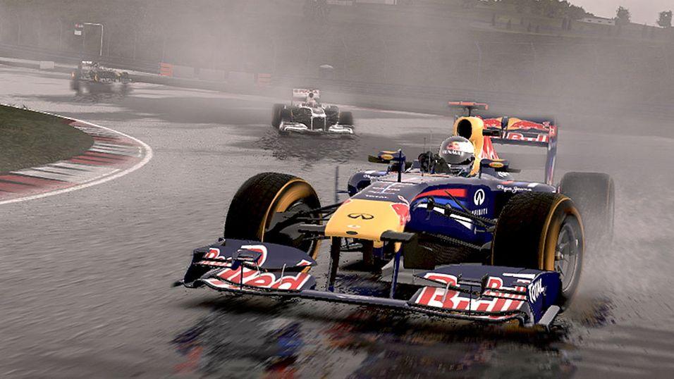 ANMELDELSE: F1 2011