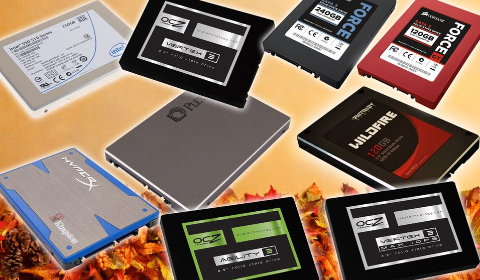 SAMLETEST: Her er de råeste SSD-ene