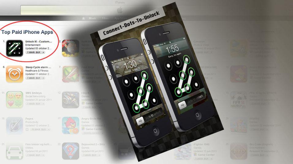 Lurte seg til topps i App Store