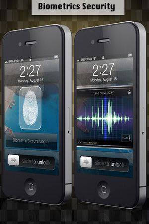 Det ville være flott om du kunne låse opp mobilen med ditt unike tommeltrykk...men det går ikke foreløpig.