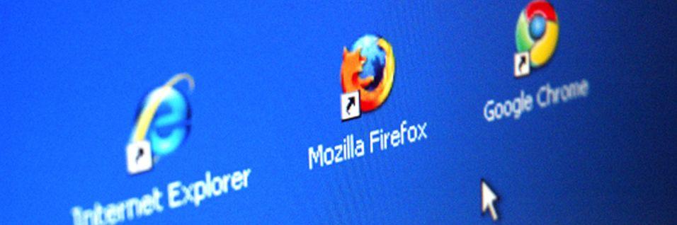 – Elendig sikkerhet i Chrome og Firefox