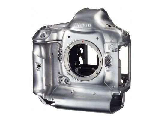 Canon EOS-1D X er solide saker