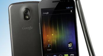 Nå kommer Galaxy Nexus