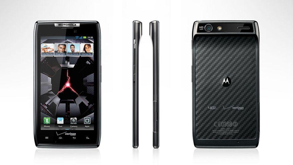 Syltynn luksus fra Motorola