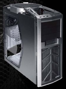 Antec Six Hundred V2 (Sort/Transparent)