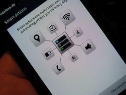 Du kan enkelt tilpasse hvilke funksjoner som automatisk skal aktiveres eller deaktiveres.