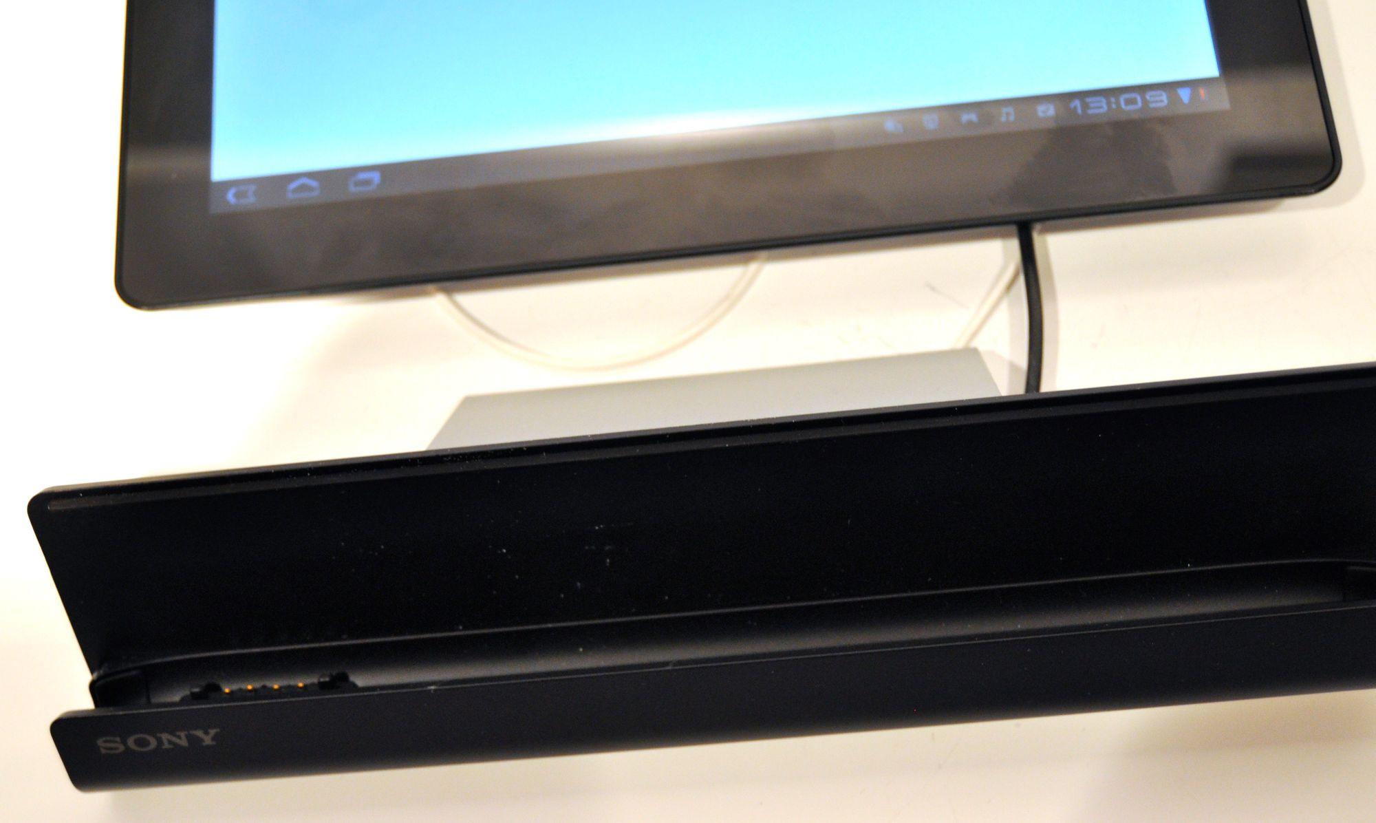 test sony tablet s. Black Bedroom Furniture Sets. Home Design Ideas